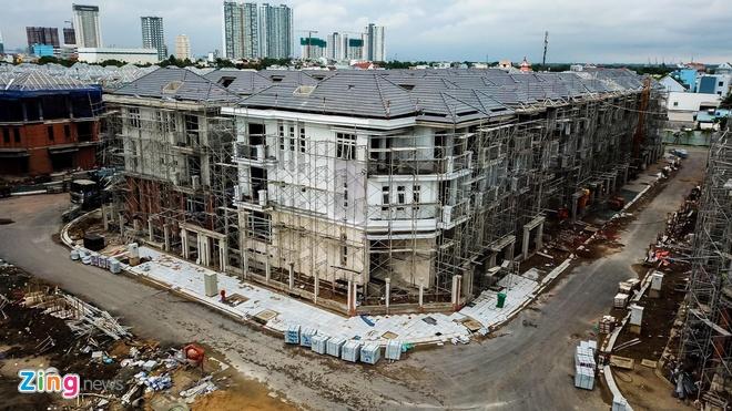Chủ đầu tư 110 biệt thự xây 'chui' nói gì sau khi bị tạm dừng 60 ngày?