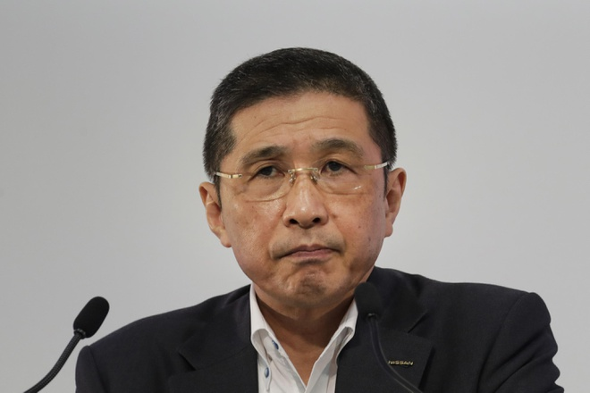 CEO Nissan tu chuc anh 1