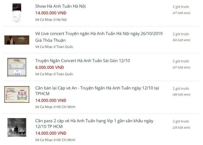 Liveshow Ha Anh Tuan het ve anh 1