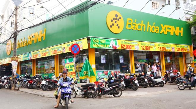 CEO Bach Hoa Xanh noi ve muc tieu 10.000 cua hang cua Vinmart hinh anh 2