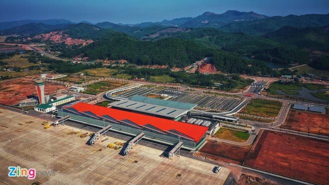 Chinh phu noi dieu kien kinh doanh cang hang khong hinh anh 1  Chính phủ nới điều kiện kinh doanh cảng hàng không DJI 038901 zing 1