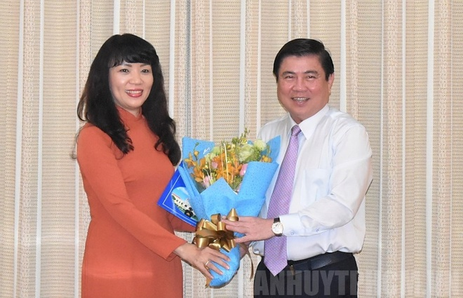So Tai chinh TP.HCM co nu giam doc moi hinh anh 1 GD_STC.jpg