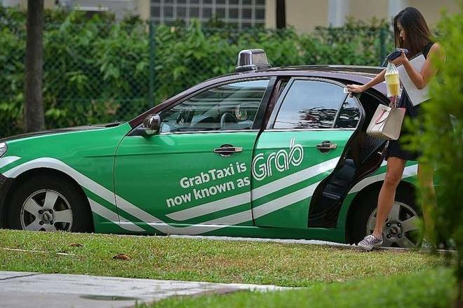 Dung thi diem taxi cong nghe tu 1/4 hinh anh 1 grabcar_StraitsTimes.jpg  Dừng thí điểm taxi công nghệ từ 1/4 grabcar StraitsTimes