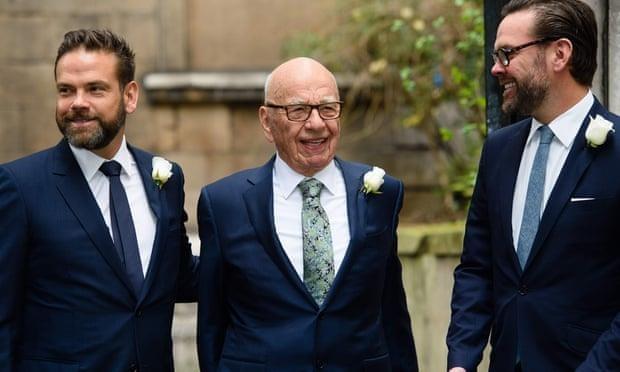 6 nguoi con cua Rupert Murdoch thanh ty phu sau thuong vu Disney - Fox hinh anh 2