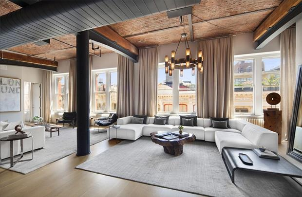 Ben trong can penthouse giua New York cua cuu thanh vien One Direction hinh anh 2