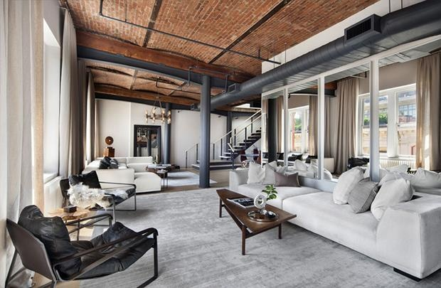 Ben trong can penthouse giua New York cua cuu thanh vien One Direction hinh anh 3