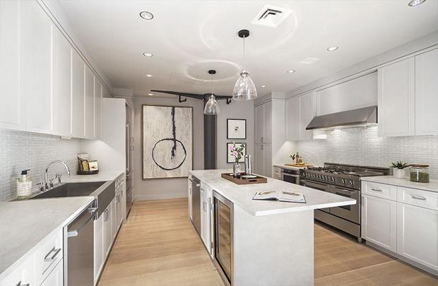 Ben trong can penthouse giua New York cua cuu thanh vien One Direction hinh anh 4