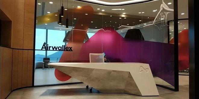 Văn phòng Airwallex tại Hong Kong.Ảnh: Airwallex.