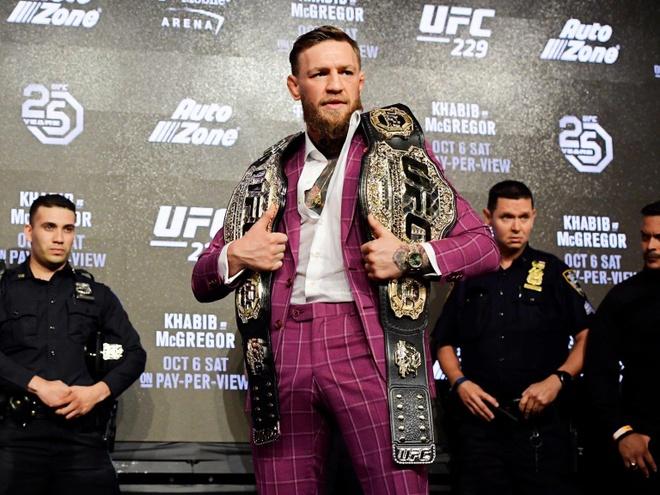 Tự xưng tỷ phú USD, 'gã điên' Conor McGregor giàu đến cỡ nào