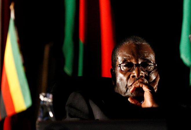 cuu tong thong Robert Mugabe anh 2