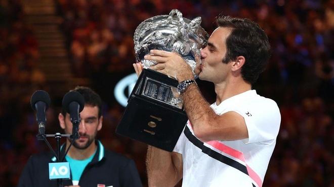 Rogerr Federer anh 2