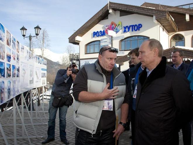 Ty phu Nga than voi Tong thong Putin giau den co nao hinh anh 7