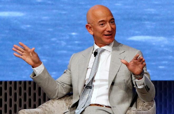 Nhung lan Bill Gates va Jeff Bezos mat ngoi giau nhat the gioi hinh anh 6