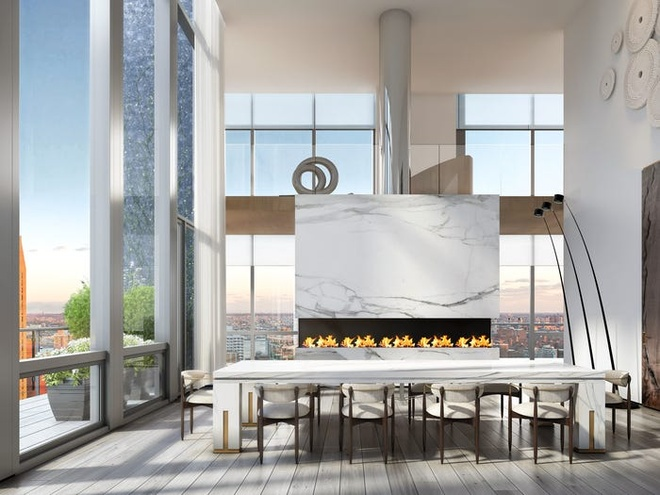 Can penthouse 98 trieu USD dat nhat New York hinh anh 2