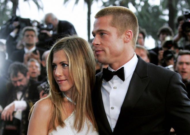 Tai tu Brad Pitt kiem tien va tieu xai xa xi nhu the nao hinh anh 4 brad_pitt_jennifer_aniston.jpg