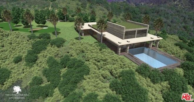Ngoài ra, dự án của vị tỷ phú quá cố cũng bao gồm một khu dân cư với một vài ngôi nhà ở độc đáo. Ảnh: Realtor.