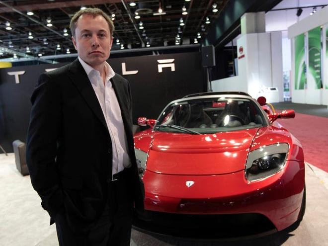 Bo suu tap xe hoi xa xi cua ty phu Elon Musk hinh anh 8 5e4d6b4c04389514dc109288.jpg