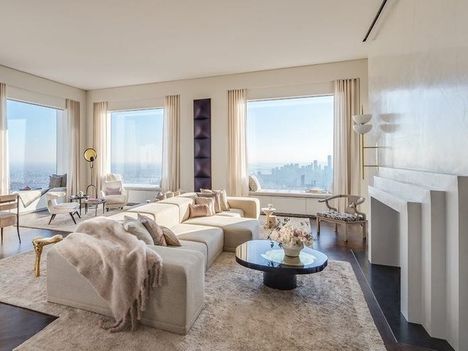 Can penthouse 82 trieu USD o toa chung cu cao nhat New York hinh anh 3 5bca460b7e423935dd207b45.jpg