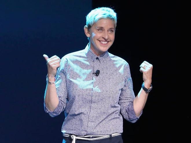 MC dong tinh Ellen DeGeneres kiem duoc 330 trieu USD nhu the nao hinh anh 1 5880d244f10a9a283f8b65ee.jpg