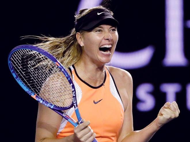 Maria Sharapova anh 4