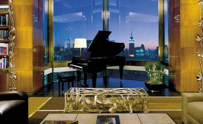 Khach san dat bac nhat New York tro thanh noi o cho y bac si hinh anh 8 ty_warner_penthouse_interior.jpg