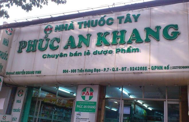 The Gioi Di Dong mua chuoi duoc pham Phuc An Khang? hinh anh 1