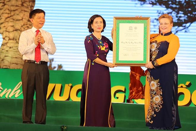 Phong Nha - Ke Bang nhan bang Di san the gioi lan thu 2 hinh anh 1