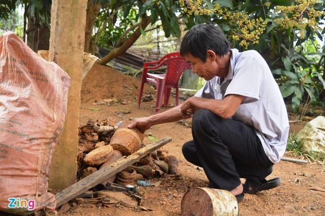 'Lang cua bom' o Quang Tri hinh anh 2