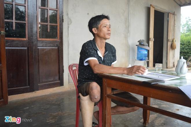 'Lang cua bom' o Quang Tri hinh anh 3