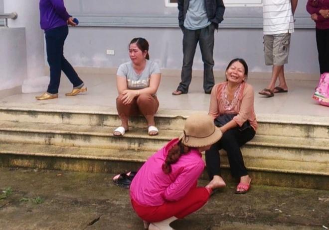 San phu tu vong o Quang Tri duoc cham soc sau mo chua tot hinh anh 1