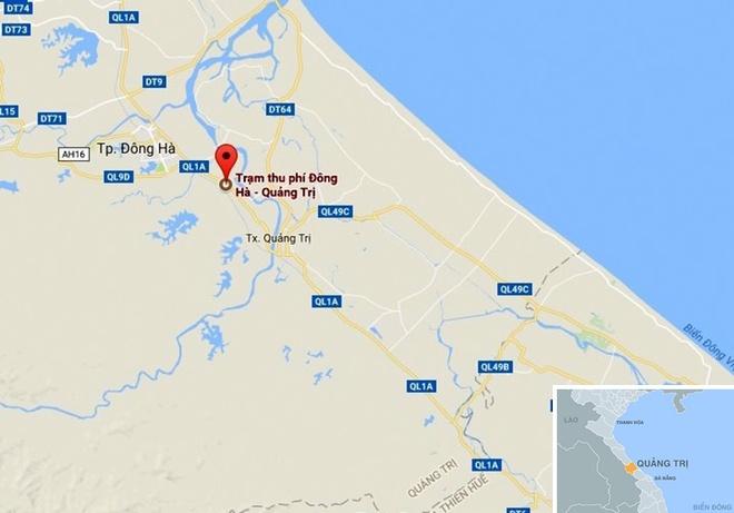 Giam phi qua tram BOT Dong Ha - Quang Tri tu thang 1/2018 hinh anh 3