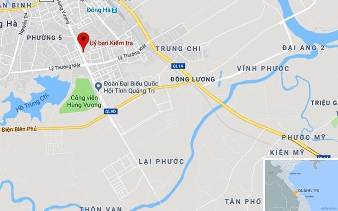 Pho Chu Nhiem Ubkt Tinh Uy Nhan Va Tra Qua Khong Dung Quy Dinh Hinh Anh