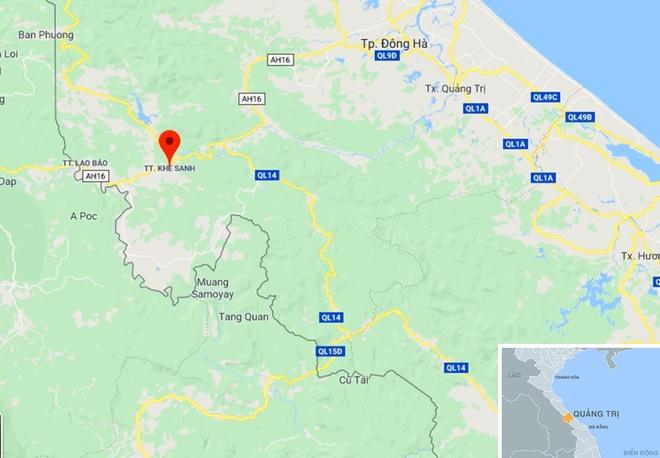 Nguoi phu nu nghi bi hanh hung dan den tu vong hinh anh 2 map_quangtri_khesanh.jpg