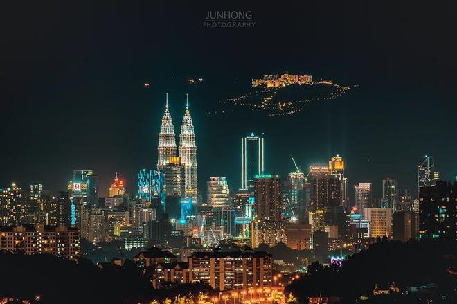 buc anh gay sot o Kuala Lumpur anh 1