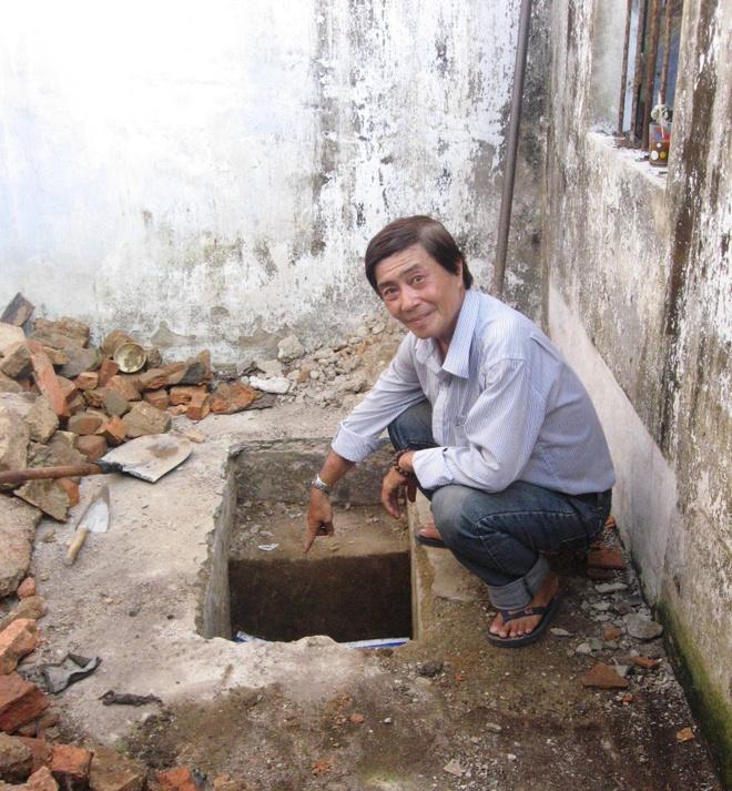 Can ham bi mat che giau Dai tuong Nguyen Chi Thanh hinh anh 1
