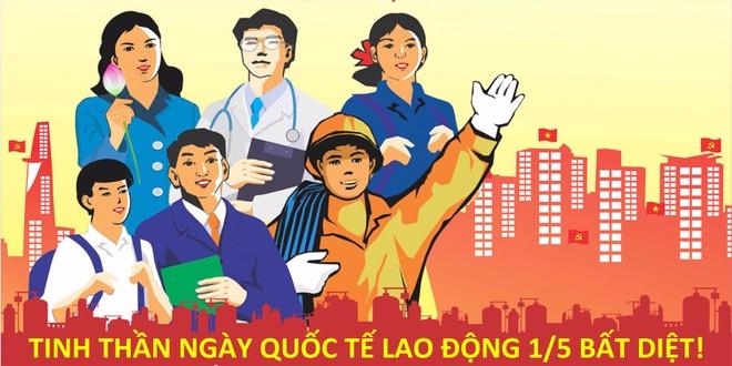 Nguoi lao dong lam viec ngay 1/5 duoc tang 400% luong? hinh anh 8