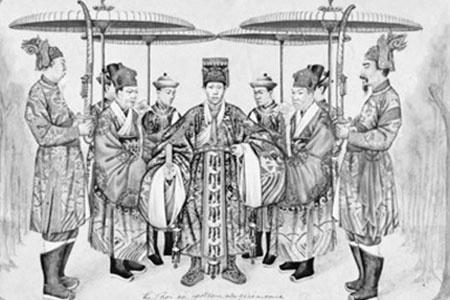 Ai duoc vua Le Hien Tong thuong 300 mau ruong vi da cau gioi? hinh anh 7
