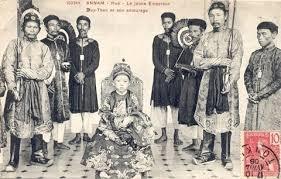 Vua Thanh Thai,  Duy Tan,  Ham Nghi anh 3