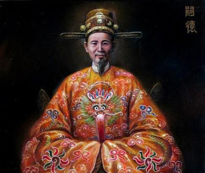 Vua Thanh Thai,  Duy Tan,  Ham Nghi anh 9