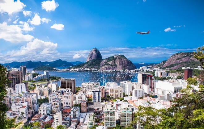 Doi tuyen Brazil,  vu dieu Samba,  song Amazon anh 5