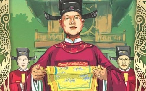 Vua Le Thanh Tong anh 4