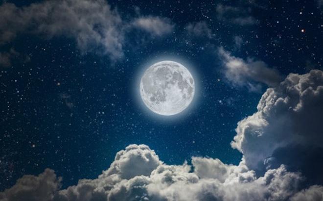 Chụp ảnh mặt trăng