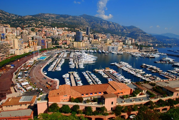 Monaco anh 1