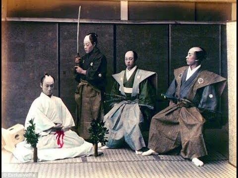 Vi sao vo si Samurai phai mo bung tu sat? hinh anh 8
