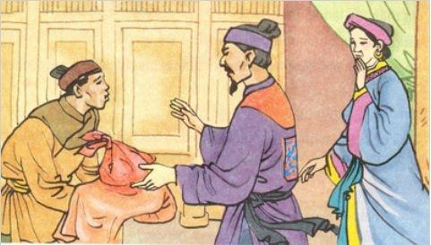 Vua nao duoc khen vi khong nghe loi sai trai cua vo? hinh anh 4