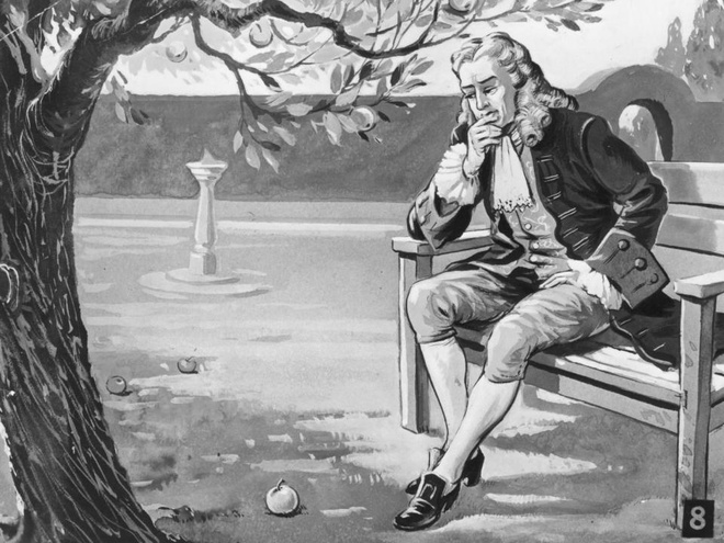 Isaac Newton anh 2