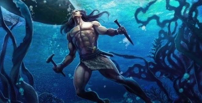 Sách sử chép gì chuyện Yết Kiêu lặn 7 ngày đêm dưới nước?