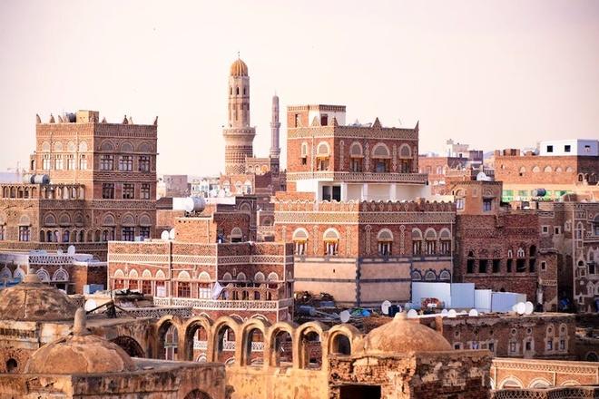 Thành phố nào là thủ đô của Yemen?