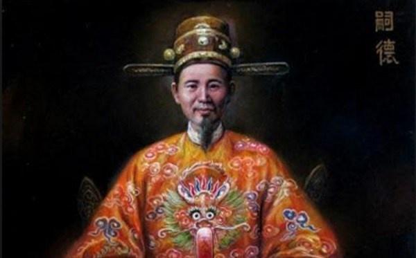 Vua nao khong co con du hon tram vo? hinh anh 1
