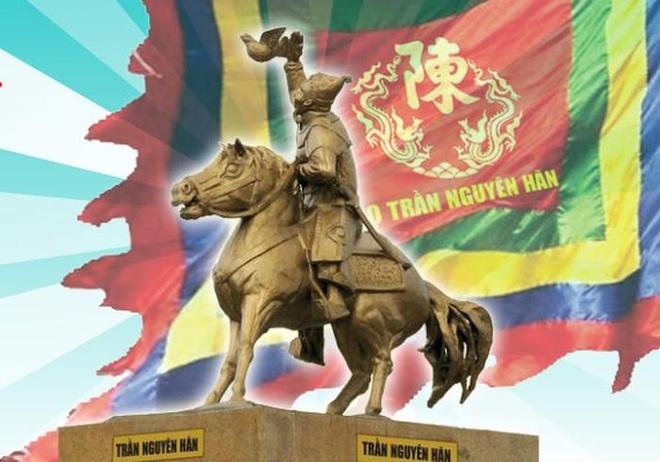 Trần Nguyên Hãn - 1 trong 10 vị tướng giỏi nhất lịch sử việt nam